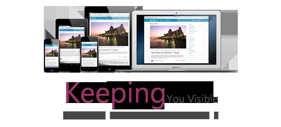 We Build Compatible Websites