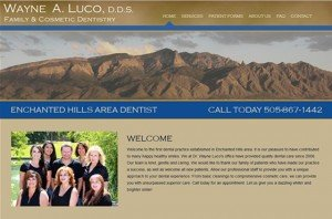 CMS Website Design Albuquerque