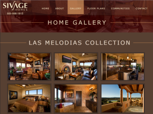 Sivage-Home-Gallery-Web-Design