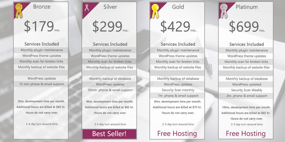 Albuquerque website design & maintenance