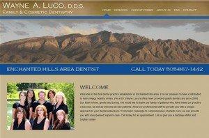 CMS Website Design Albuquerque
