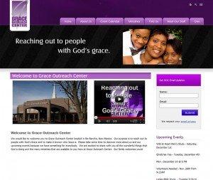 Church Web Design