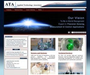 TGS Custom Website design in Albuquerque