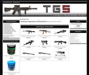 E-Commerce website dev